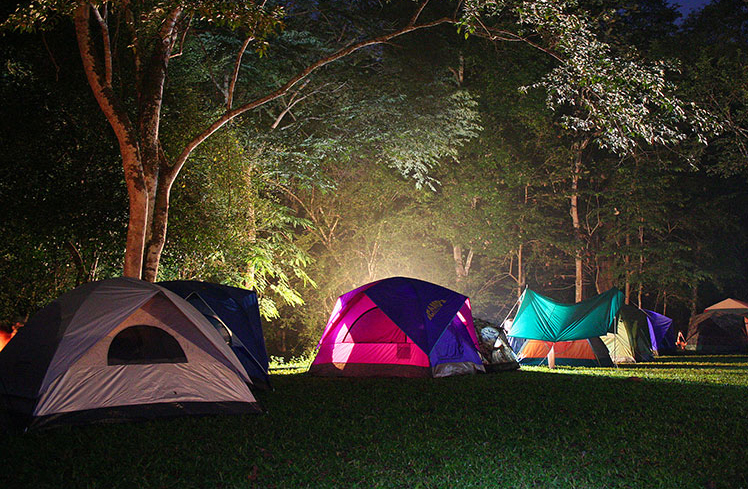 Camping Cabins Amp Events